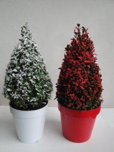 sneuw-en-glitter-kegel-30-cm